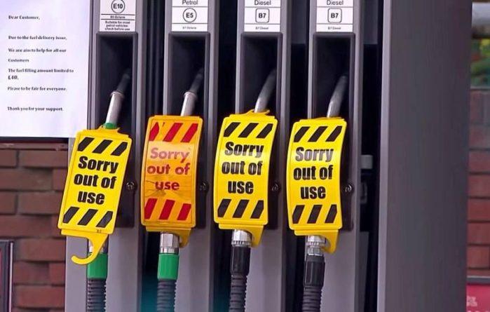 Общество: О чем говорит топливный кризис, начавшийся в Британии