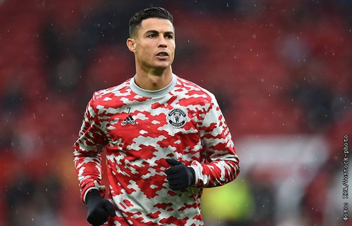 Общество: Роналду признан лучшим игроком сентября в чемпионате Англии