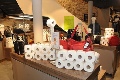 Общество: Стало известно об угрозе дефицита туалетной бумаги в Британии из-за цен на газ