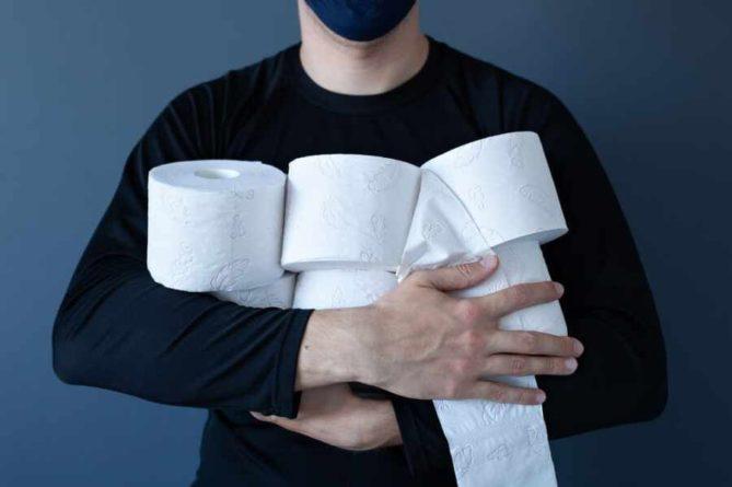 Общество: Неудобная ситуация: британцы боятся, что Россия оставит их без туалетной бумаги