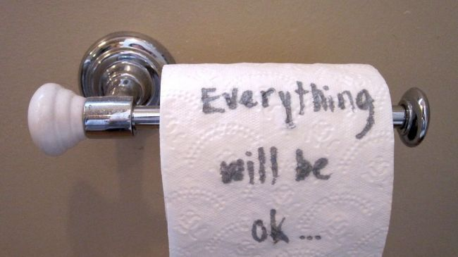 Общество: «Джентльмены, не найдется газетки?»: «Газпром» оставил Англию без туалетной бумаги