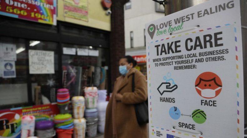 Общество: В Британии за сутки выявили почти 35 тыс. случаев коронавируса