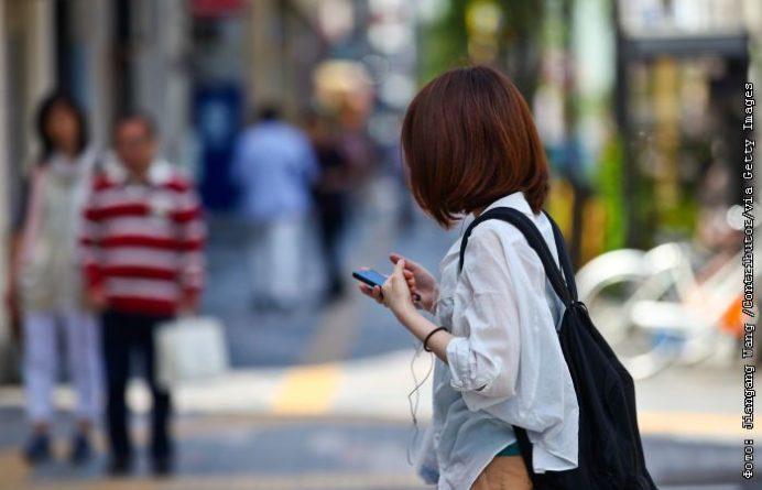 Общество: В Великобритании разработали телефонный трекер для защиты одиноких женщин