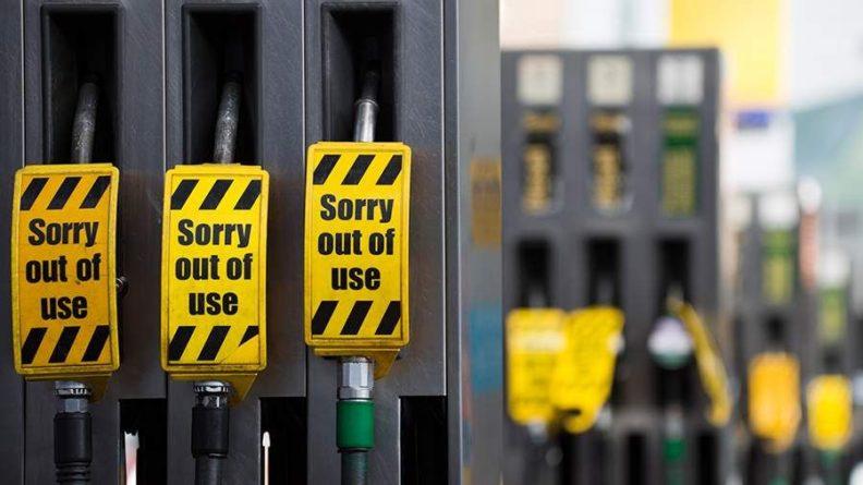 Общество: Полки магазинов в Великобритании опустели вслед за бензозаправками