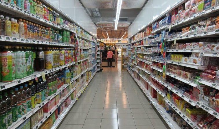 Общество: Британцы начали жаловаться на пустеющие полки в магазинах
