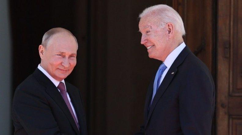 Общество: В Британии рассказали о «козыре», который Байден передал Путину в газовом вопросе