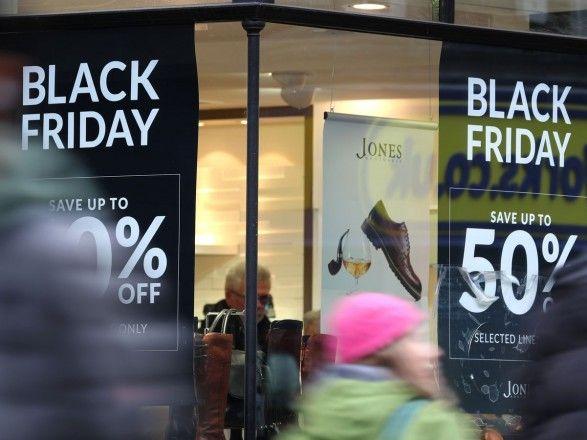 Общество: Черная пятница: в Великобритании ожидают бум покупок из-за возможного дефицита ближе к Рождеству