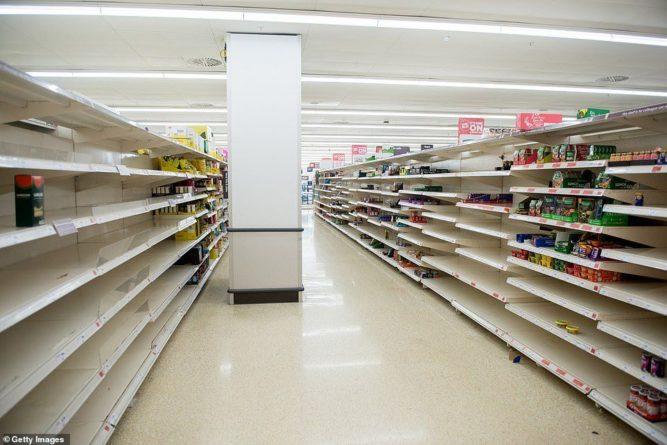 Общество: «В Великобритании царит паника из-за дефицита всего» – шеф...