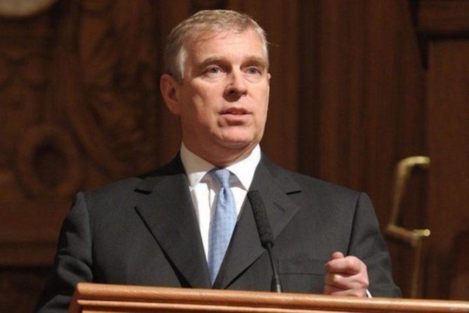 Общество: Полиция Лондона закрыла дело принца Эндрю об изнасиловании