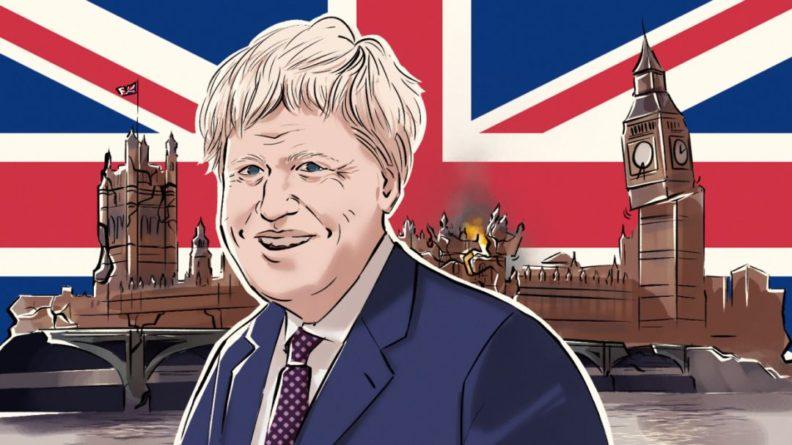 Общество: Энергетический кризис вынудил премьер-министра Великобритании есть фастфуд