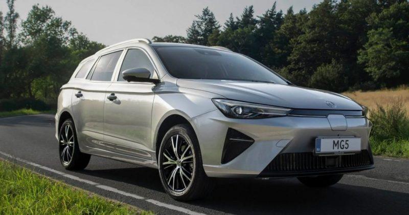 Общество: По цене Toyota Camry: британцы показали доступный семейный электромобиль
