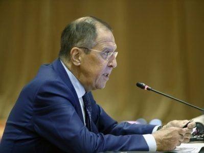 Общество: Лавров назвал голословными сообщения СМИ Британии о краже Россией формулы AstraZeneca
