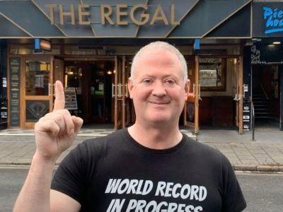 Общество: Британец побил мировой рекорд по числу посещенных пабов