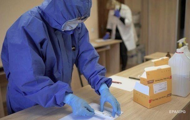 Общество: Кабмин согласовал получение кредита от Британии на ПЦР-тесты