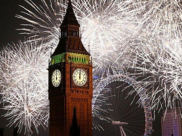 Общество: В Лондоне второй год подряд отменяют новогодний фейерверк