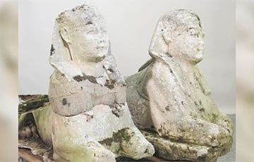 Общество: Семья из Англии решила продать садовые статуи не подозревая, что хранит дома древние артефакты из Египта