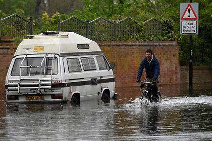 Общество: Англию призвали адаптироваться к изменению климата