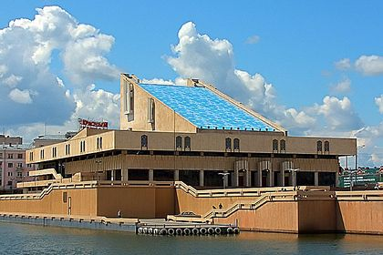 Общество: Архитекторы из Японии и Англии разработают концепцию нового здания театра Камала