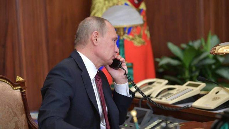 Общество: Британцы попросили Путина помочь в разрешении энергетического кризиса в Европе