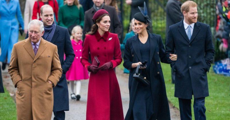 Общество: Не Кейт и не Гарри: как на самом деле зовут королевских особ Великобритании
