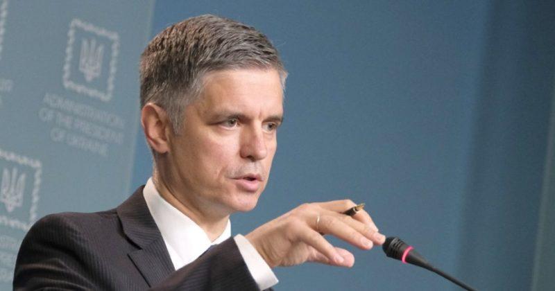 Общество: Британия передаст Украине ракетное вооружение, — посол Пристайко