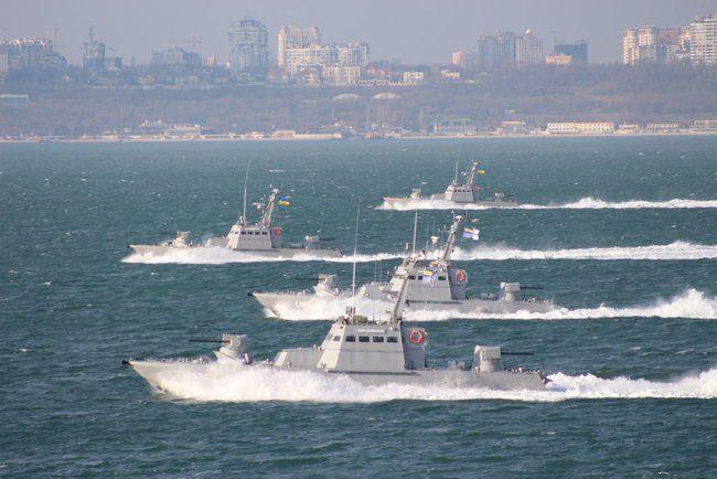 Общество: Украина получит от Великобритании оружие для ВМС и военные корабли
