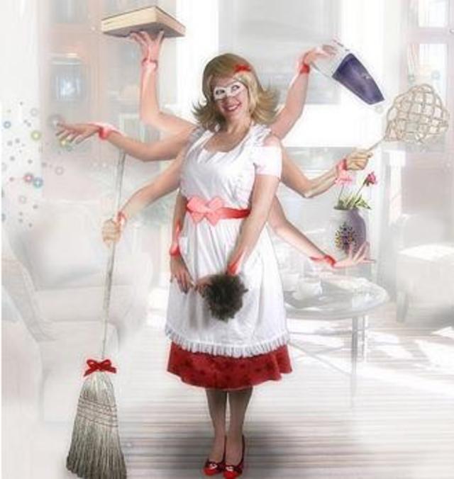 Приколы для домохозяек картинки