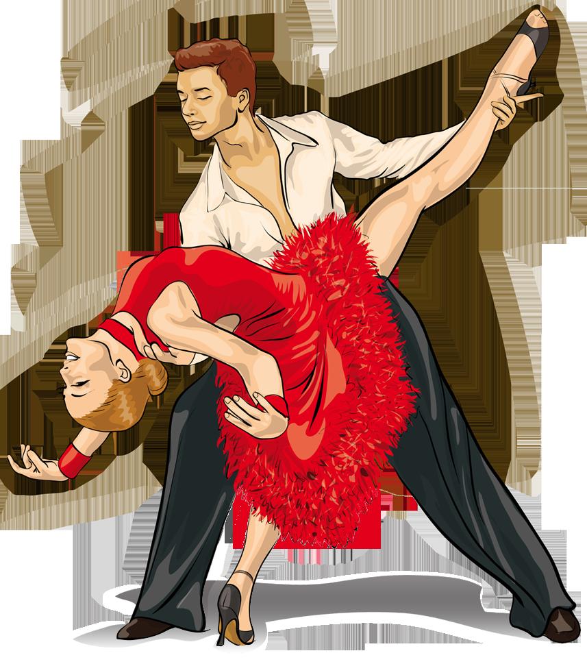Открытки потанцуем
