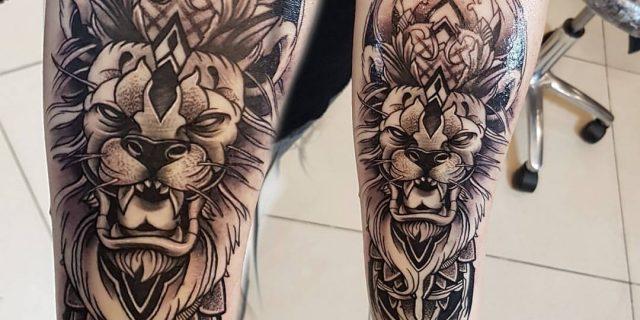 Качественные услуги по исполнению татуировок