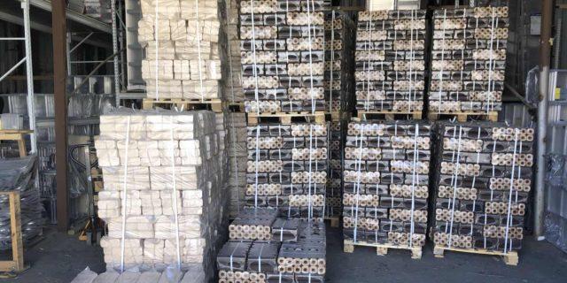 Березовые топливные брикеты Pini Kay, RUF