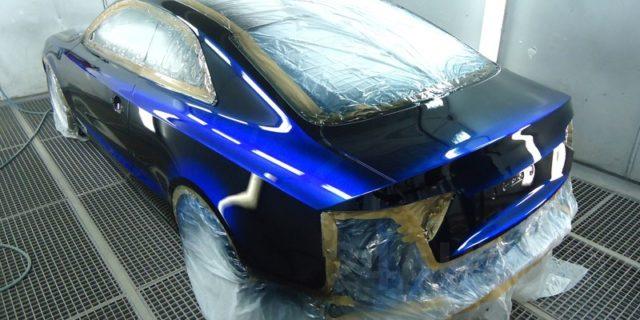 Покраска авто, полировка, ремонт бамперов