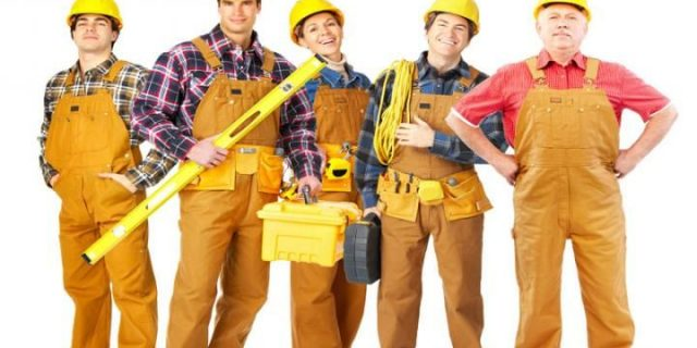 СКИДКИ! Бригада строителей.