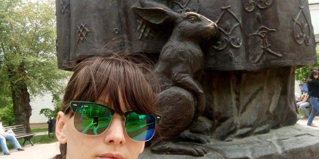 "Гид в г. Волгограде "" во время чемпионата мира по футболу."